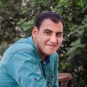 Ahmed Mosad, 22, Cairo, Egypt