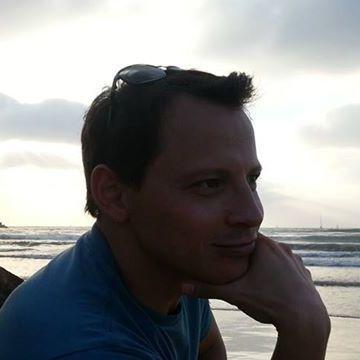 Gal Margoulis, 38, Rishon-Lecion, Israel
