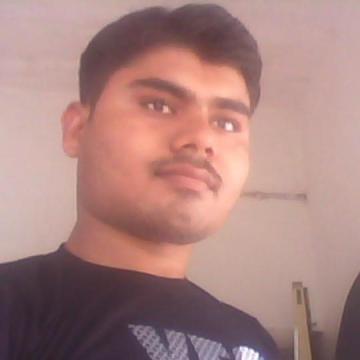 Omprakash Brijwal, 29, Barmer, India