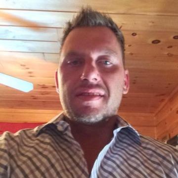 Eric Pickrell, 39, Asheville, United States