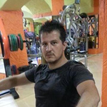 Sabri Mehmet, 30, Istanbul, Turkey