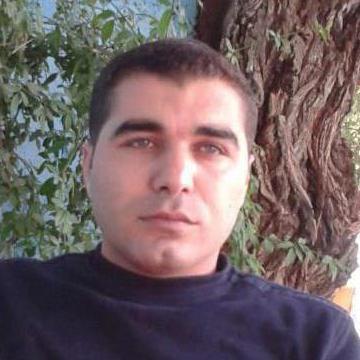 Tahir Tekinhan, 34, Alanya, Turkey