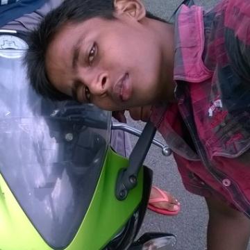 Raju, 20, Vellore, India