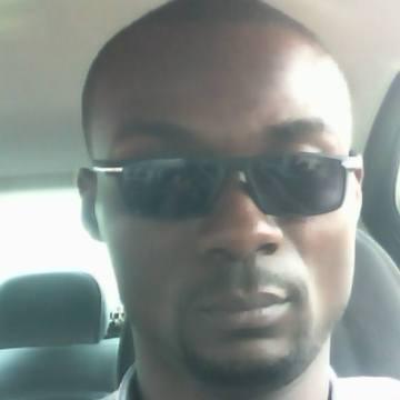 Jacob Kouassi, 35, Cocody, Cote D'Ivoire