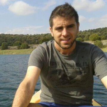 Alfonso, 34, Elche, Spain