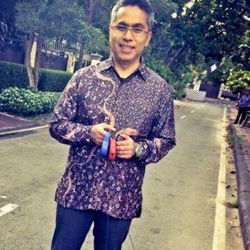 Ari Firmandi, 42, Jakarta, Indonesia