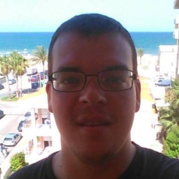 Luis Carnero, 35, Malaga, Spain