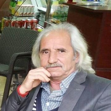 Mehmet Erdem, 56, Istanbul, Turkey