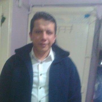 Baki Serbest, 39, Denizli, Turkey