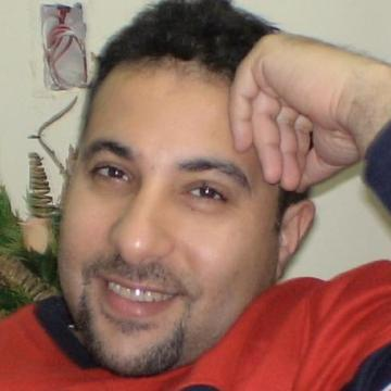 Mahmoud, 40, Cairo, Egypt