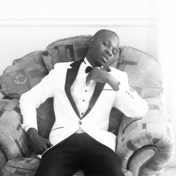 Louis Shawa, 28, Blantyre, Malawi
