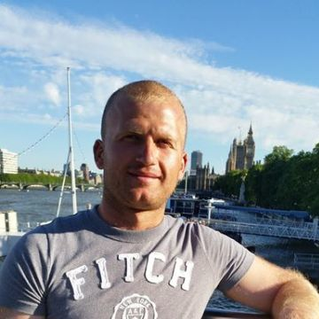 Ermal Zoto, 32, London, United Kingdom