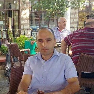 Erkan Yılmaz, 42, Istanbul, Turkey