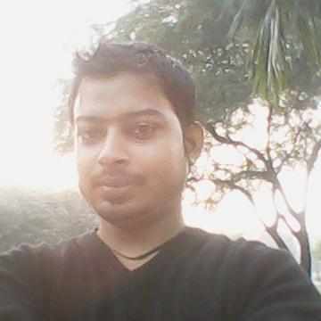 Krishna Gupta, 27, Lucknow, India