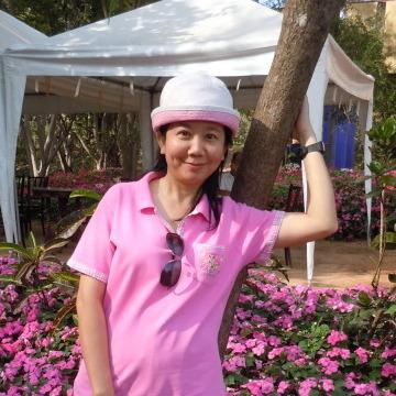 pin thip, 44, Ban Bueng, Thailand