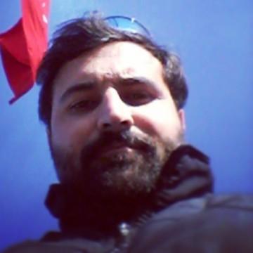 Ömer Birsoy, 32, Izmir, Turkey
