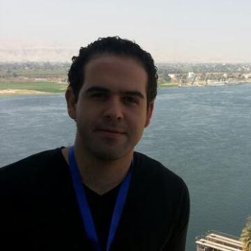 Etch, 29, Cairo, Egypt