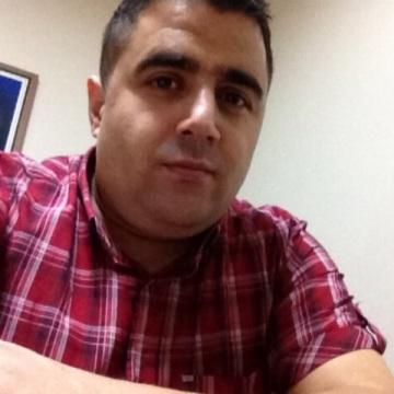Islam Kara, 38, Istanbul, Turkey