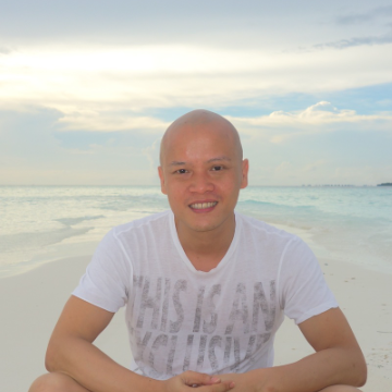 Novindra Christian, 42, Jakarta Pusat, Indonesia