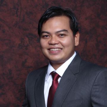 Erdiyan Astato, 36, Jakarta, Indonesia