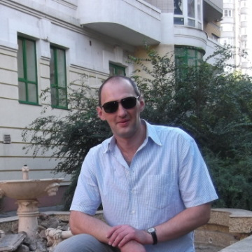 Sergey Shulgin, 44, Rostov-na-Donu, Russia