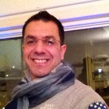 Rami Salih, 43, Oslo, Norway