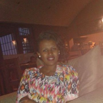 Kidist, 26, Addis Abeba, Ethiopia