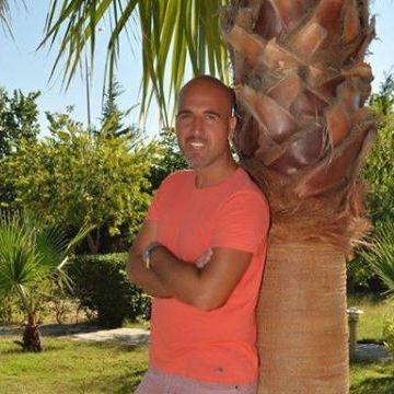 Erdem Balcı, 39, Istanbul, Turkey