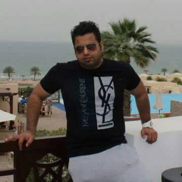Saurabh Gill, 30, Dubai, United Arab Emirates