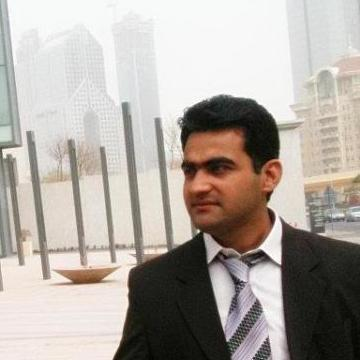 Sajjad Dilshad, 34, Dubai, United Arab Emirates
