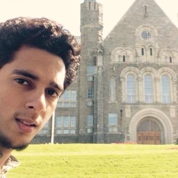 AbuHurrairah Saleem, 21, Trondheim, Norway