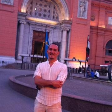 Devrim Koc, 39, Istanbul, Turkey
