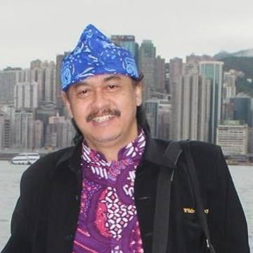 Kartono Sarkim, 54, Bandung, Indonesia