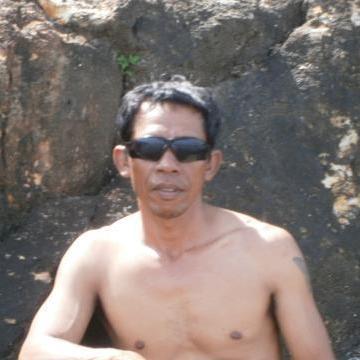 Nanang Kistiyanto, 49, Jakarta, Indonesia