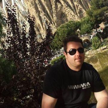 Robert Szobonya, 29, Tornala, Slovakia