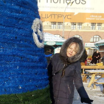 Светлана Афанасьева, 52, Kharkov, Ukraine