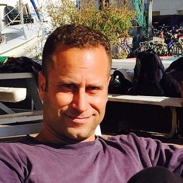 Guy Azarya, 42, Tel-Aviv, Israel