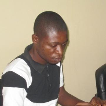 Love, 32, Kinshasa, Congo (Kinshasa)