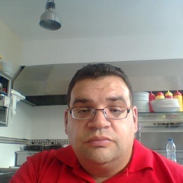 mike zambellakis, 41, Rodos, Greece