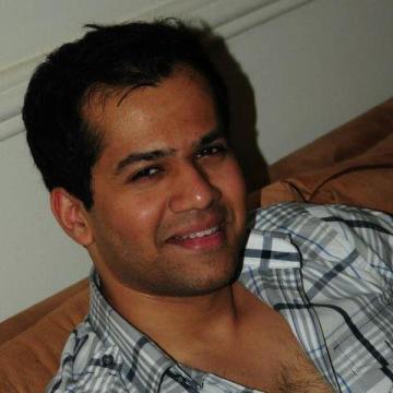 Clarence DSouza, 33, Dubai, United Arab Emirates