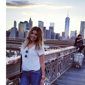 Mariana, 24, Istanbul, Turkey