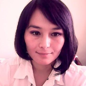 Meryem, 30, Bishkek, Kyrgyzstan