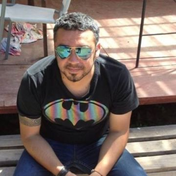 Pablo Rojas Araya, 36, Calama, Chile