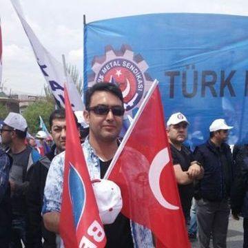 kadir shorth, 36, Ankara, Turkey
