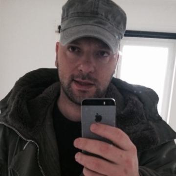 Telis Kondy, 35, Stockholm, Sweden
