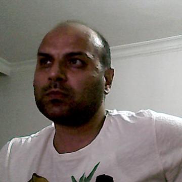 ali demir, 41, Istanbul, Turkey