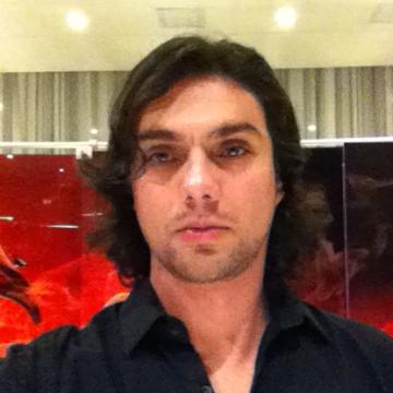 Luis Bernal, 38, Bogota, Colombia