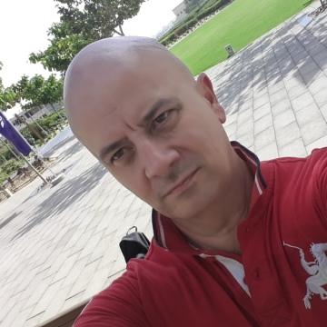 Marco Marinelli, 43, Milano, Italy