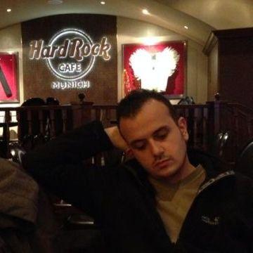 Murat, 32, Istanbul, Turkey