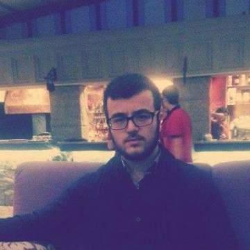 hasan, 24, Istanbul, Turkey